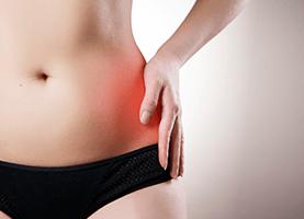 골반통 / 생리통의 심화