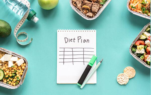 다이어트 대상